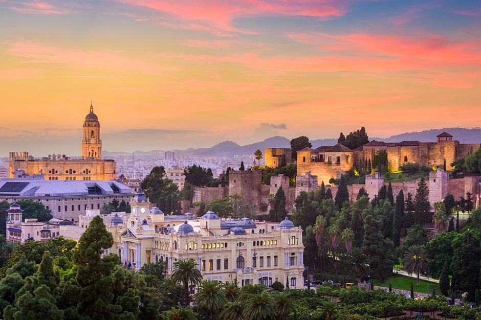 Malaga is a vibrant, culturally rich city that is a far cry from the stereotypical city found along the Costa del Sol. Come visit Malaga with Railbookers!